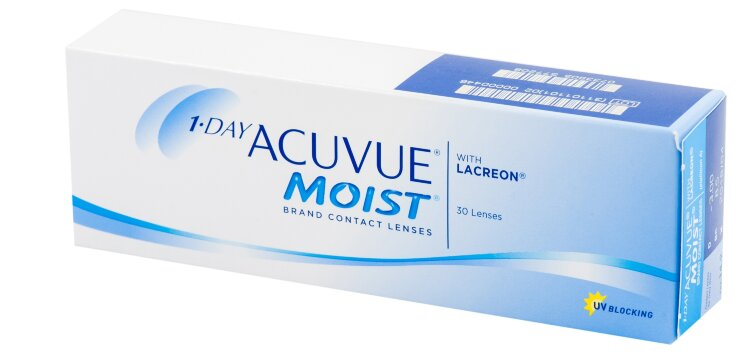 Acuvue One Day Moist (30 шт.)