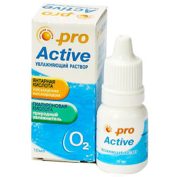 Капли Optimed ProActive (10 мл.)