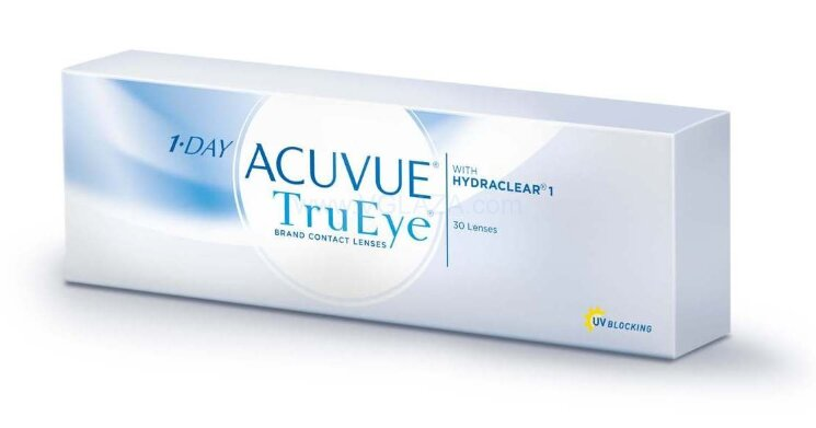 Acuvue One Day TruEye (30 шт.)
