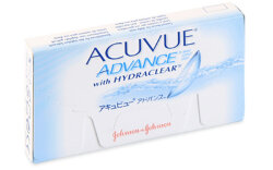 Acuvue Advance заказ