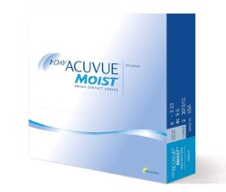 Acuvue One Day Moist (90 шт.)