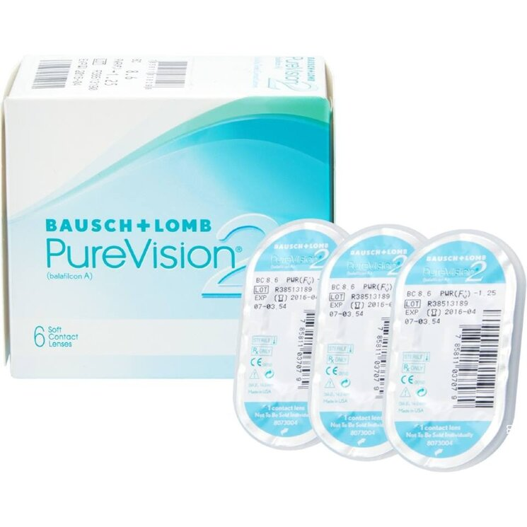 PureVision 2 (6 шт.)